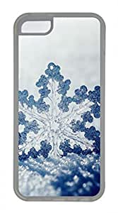 iPhone 5c case, Cute Winter Snow iPhone 5c Cover, iPhone 5c Cases, Soft Clear iPhone 5c Covers