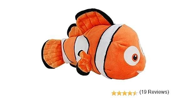 Le Monde de Nemo - Nemo - Peluche 18cm: Amazon.es: Juguetes y juegos