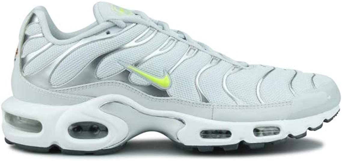 Amazon.com: Nike Air Max Plus Tn Se Hombres Cd1533-002 Talla ...