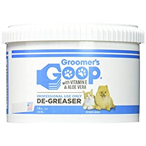 Groomers Goop Creme for Oily Coats, 14 ounce can