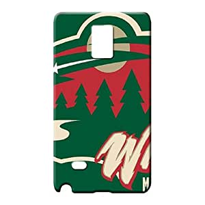 samsung note 4 cover Plastic Back Covers Snap On Cases For phone phone cases minnesota wild