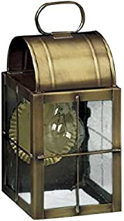product image for Brass Traditions 131 SHBZ Small Wall Lantern 100 Series, Bronze Finish 100 Series Wall Lantern