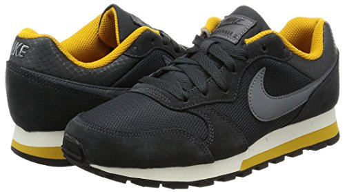 De Md Dart 2 Grey Nike Zapatillas Sail Runner anthracite Gold Para Gris Mujer Wmns Deporte Cool qwCxHwp