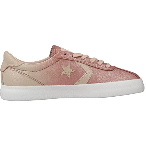 Particle Ox Converse 264 Fitness Breakpoint White Synthetic Beige Unisex Beige Kids' Lifestyle Saddle Shoes wwq4S