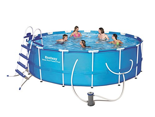 Steel Pro 15' x 48'' Frame Pool Set by Bestway