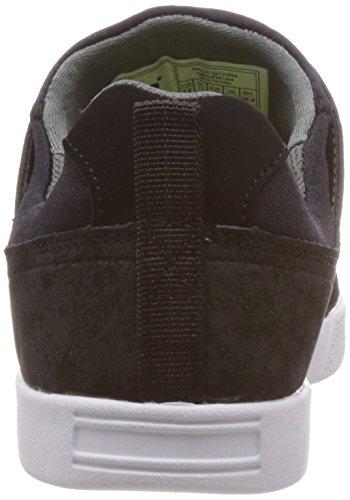 DC RD Jag M BB2 Herren Sneakers Black/Grey/Yellow