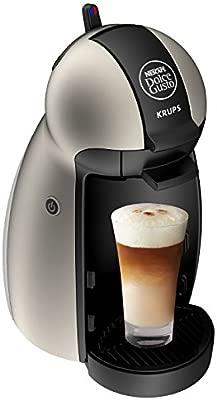 Nescafe Dolce Gusto Piccolo Titanium Multi Beverage Coffee ...