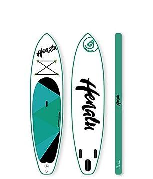 "HENALU Tabla DE Paddle Surf Hinchable - Moana 10´10 x 30"" x 6"""