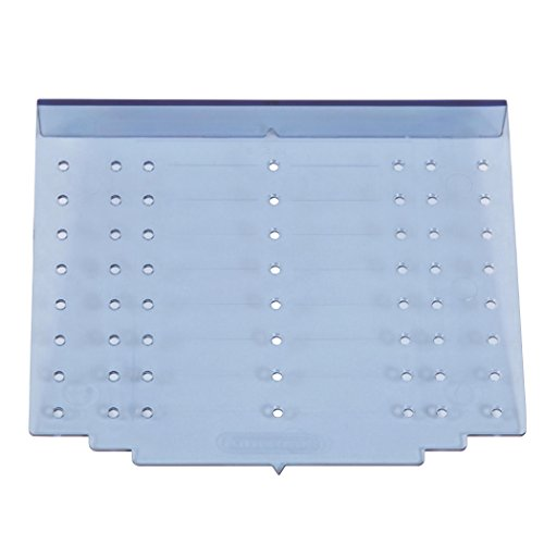 Amerock TMPDRWR Cabinet Drawer Hardware Installation Template ()