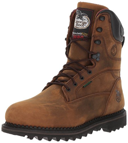 Georgia Men's G8162 Mid Calf (Ultra Wide Calf Boot)