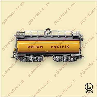 Union Pacific Tender (Hallmark Keepsake LIONEL Union Pacific Veranda Tender)