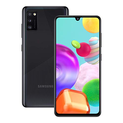 Samsung A41 UNLOCKED Android Smartphone | 6.1 inches – 64GB – 4G | Dual SIM (Renewed)