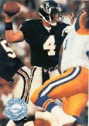 1991 Pro Set Platinum # 290 Brett Favre (RC) Green Bay Packers - Football Rookie Card - Draft Pick NFL Football Trading - Nfl Green Draft Packers Bay
