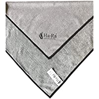 Ha-Ra Ster doek antraciet grijs 38 x 38 cm