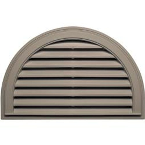 Builders Edge 120023422097 Vent, Clay