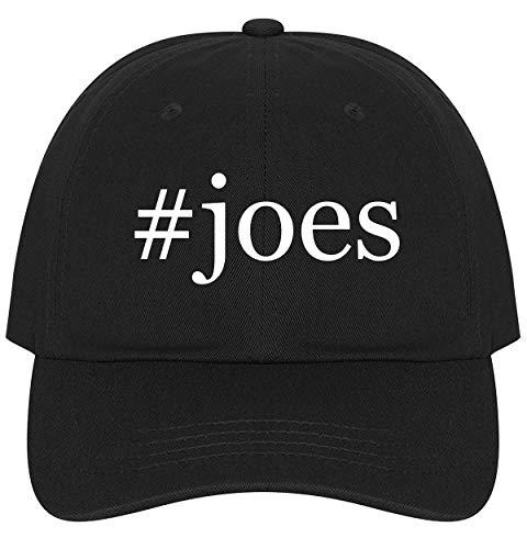 (#joes - A Nice Comfortable Adjustable Hashtag Dad Hat Cap, Black)