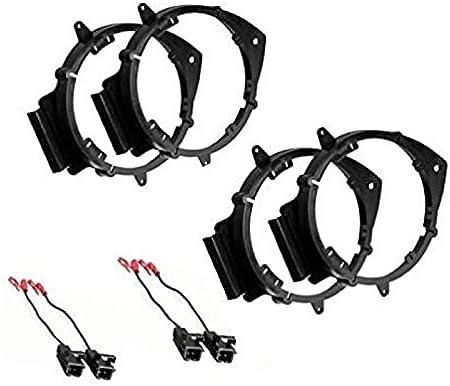 Ai GMSB356 2006-2012 GM Speaker Adapter Brackets