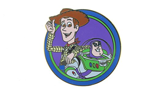 (Disney's Best Friends - Buzz and Woody Pin)