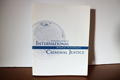 Introduction to International Criminal Justice