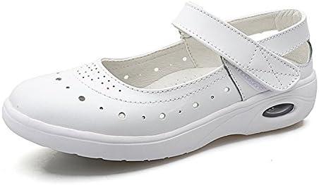 [スポンサー プロダクト][Sunlane] レディース ナースシューズ スニーカー 厚底 ダイエットシューズ 看護師 通気性エアクッション付き 婦人靴 軽量