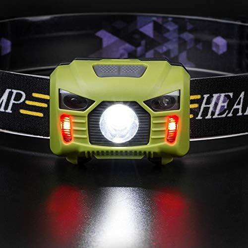 jzhi Headlamp Headlamp Super Bright Usb Rechargeable Built-in Battry Camping Headlight Head Flashlight Torch