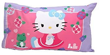 Sanrio Hello Kitty 2 Piece Toddler sheet Set 1 Fitted fits 28x52 /& 1 pillowcase