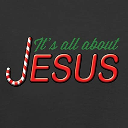 Dressdown Its All About Jesus 3-24 Months Baby//Toddler T-Shirt