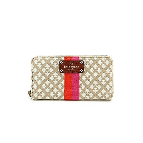 Kate Spade Neda Classic Spade Wallet