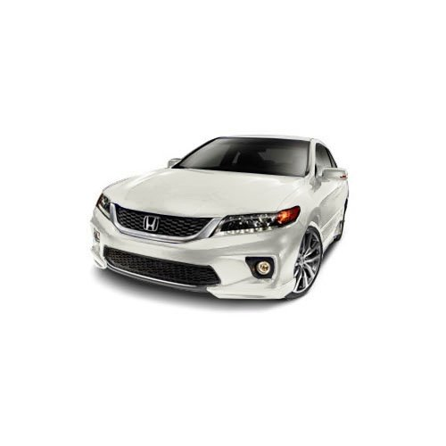 Honda Genuine Accessories 08F01-T3L-130 White Orchid Pearl Front Underbody Spoiler for Select Accord Models