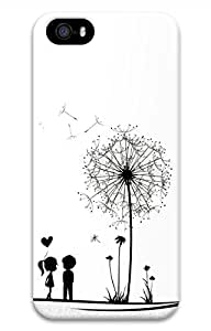 iPhone 5, iPhone 5s Dandelion 2 iPhone Cute Case.