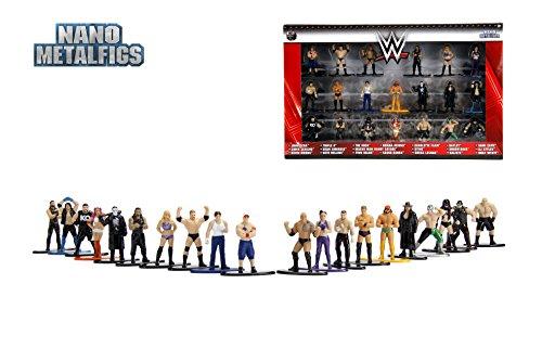Nano Metalfigs WWE 20-Pack 1.65 Inch by Nano Metalfigs
