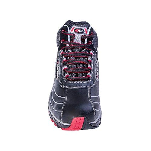 Cofra JV018-000.W44 New Phantom S3 SRC Chaussures de sécurité Taille 44 Noir