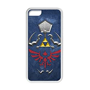 The Hylian Shield (The Legend of Zelda) Cell Phone Case for Iphone 5C