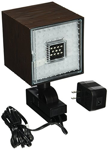 (Fluval Filter/Light Cube with Transformer and Media Replacement for Fluval Chi 19L Aquarium Kit)
