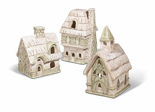 led-celtic-christmas-village-batteries-included-to-light-up-set-of-3-church-house-and-inn