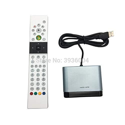 Calvas New Original for Philips RC1974501 Media Center MCE IR RC6 Remote Control MCE receiver