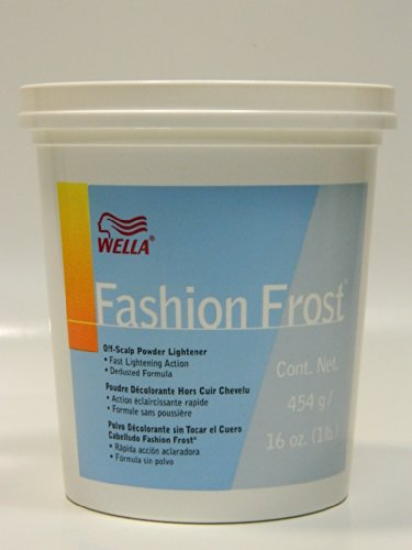 Wella Fashion Frost Off-scalp Powder Lightener 16 Oz