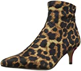 Best Betsey Johnson Ankle Boots - Betsey Johnson Women's Verona Fashion Boot, Leopard, 8 Review