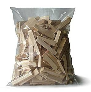 15 Kilogram Pack Of Kindling Fire Lighting Wood, Ideal For Real Open Coal Fires, Wood burners Etc