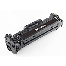 SaveOnMany ® HP 312A CF380A New Compatible Black BK hp312a Toner Cartridge For Printers HP Color LaserJet Pro MFP M476dn, MFP M476dw, MFP M476nw