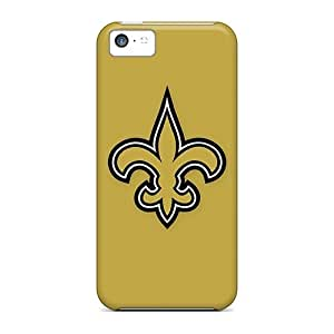 Durable Case For The Iphone 5c- Eco-friendly Retail Packaging(new Orleans Saints 6)