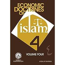 Economic Doctrines of Islam: Volume 4