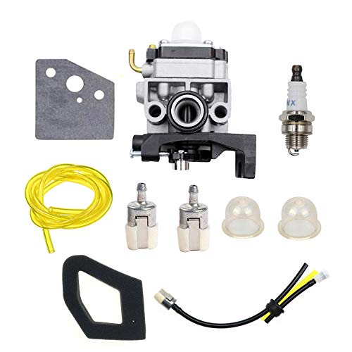 ANTO 16100-Z0H-825 Carburetor for Honda GX25 GX25N GX25NT 4 Cycle Engine with Gaskets Spark Plug Fuel Filter