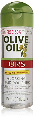 Stimulator Olive - Root Stimulator Anti-frizz Olive Oil Glossing Polisher By Organic for Unisex, 6 Ounce