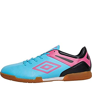 Zapatillas de f uacute tbol sala Umbro UX1 nbsp Club color azul 13ae36a2e53ff