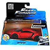 jada Fast and Furious 7 red lykan hypersport car 1.32 scale diecast model