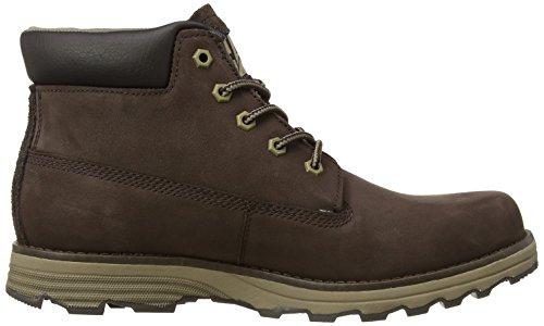 Cat Stivali Footwear Uomo espresso Marrone Chukka Founder 6a6qwr0