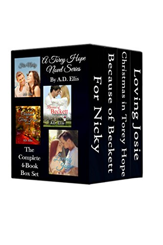 Book: A Torey Hope Novel Series - The Complete 4-Book Box Set by A.D. Ellis