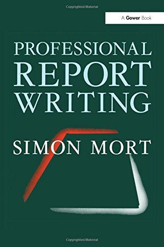 professional report writing 感想 simon mort 読書メーター