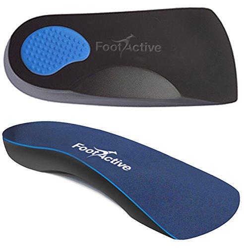 FootActive CASUAL - Bei Fersensporn und Fußproblemen - 42-43 (Medium)